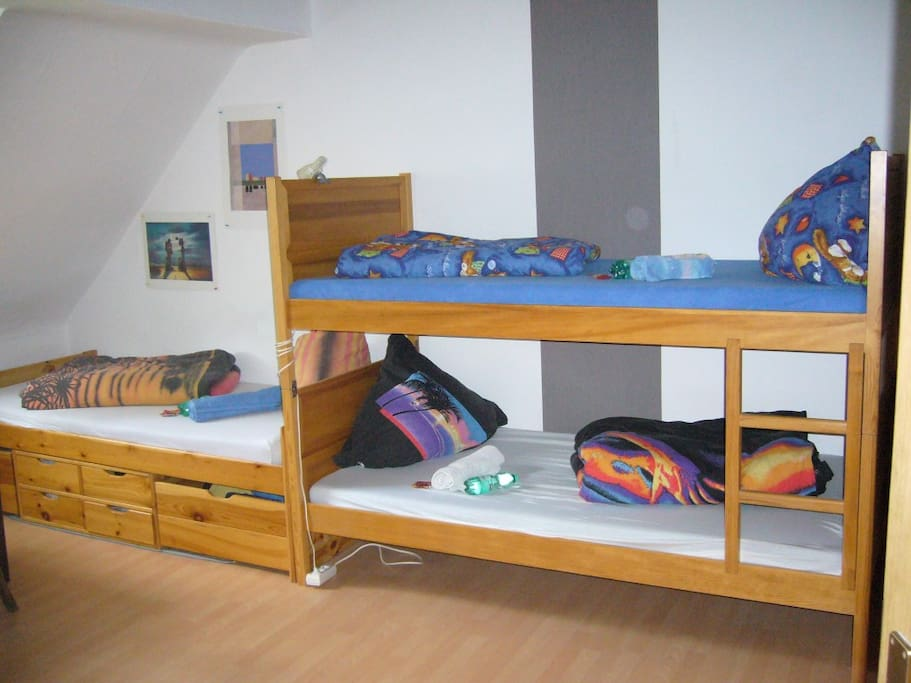 4 bett zimmer k che bad flats for rent in nuernberg bavaria germany. Black Bedroom Furniture Sets. Home Design Ideas