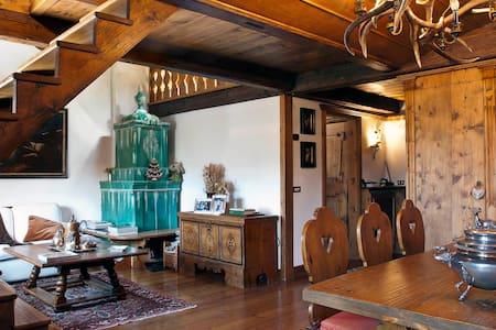 Splendida casa Cortina d'Ampezzo - Cortina