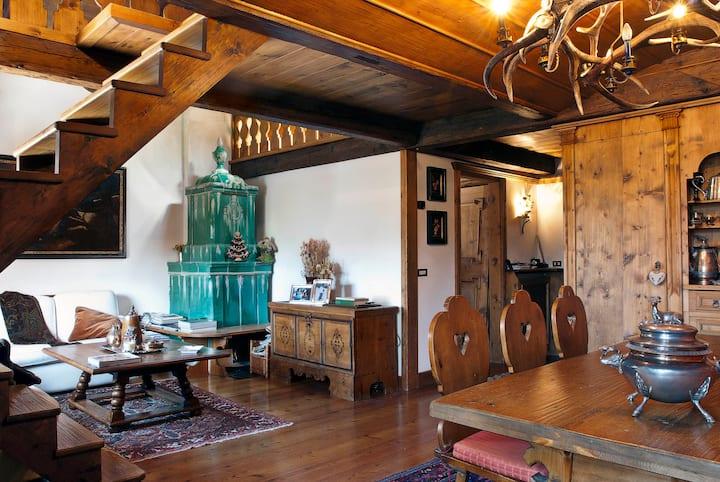 Splendida casa Cortina d'Ampezzo