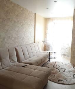 Уютная квартира в удобном и красивом месте