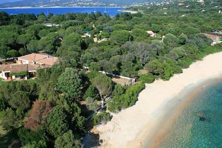 Casa Marina pieds dans l'eau - Pietrosella - Villa