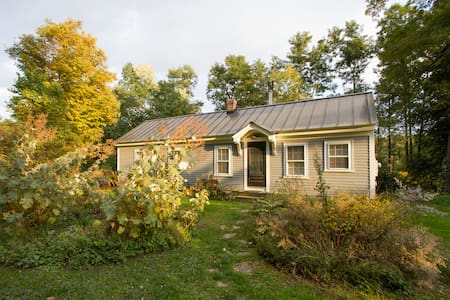 Cozy Train Depot in Putney Vermont - Putney - Maison