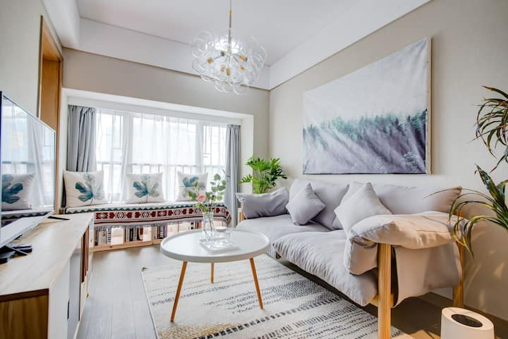 深圳北自然之家设计师主题公寓