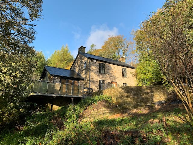Hill Farm -  A Stunning Cosy Cottage In The Trees