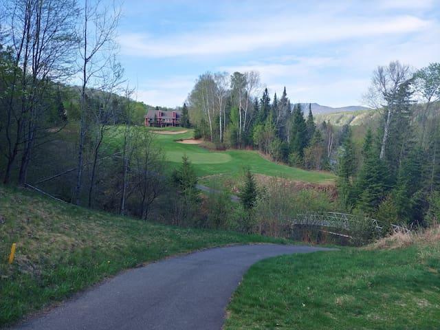 Ski-Golf Oasis