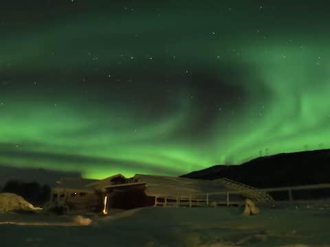Arctic farmhouse Stall Holtaas ROOM 4