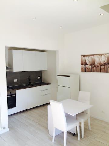 corner kitchen in the lounge