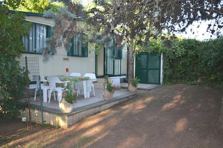 Chalet, garden, 30 min from S Peter - Roma