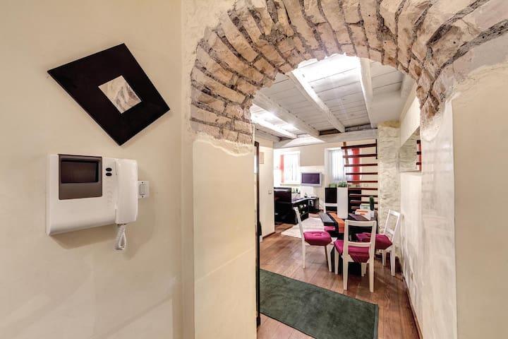 A Fontana di Trevi delizioso Loft  - Rzym - Apartament