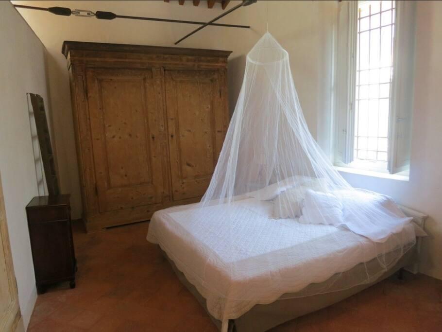 Casa di Laura camera da letto