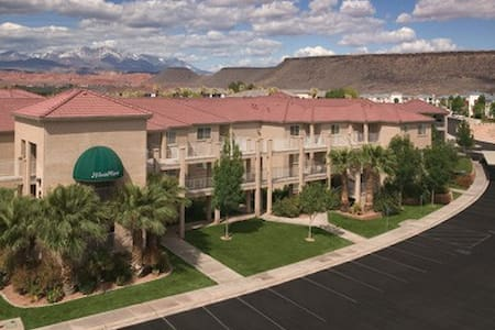 Mountain-St. George, UT Resort 2 Bdrm Condo - St. George - Villa