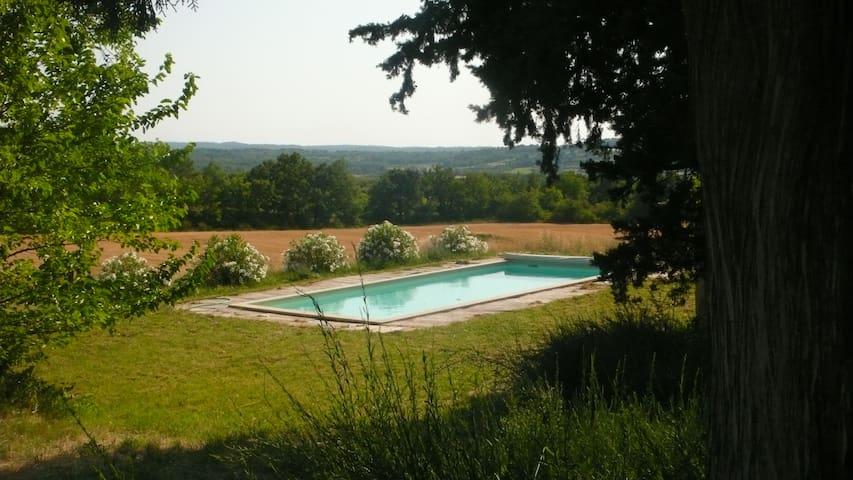 Mas provençal en pleine nature - Malemort-du-Comtat - Casa