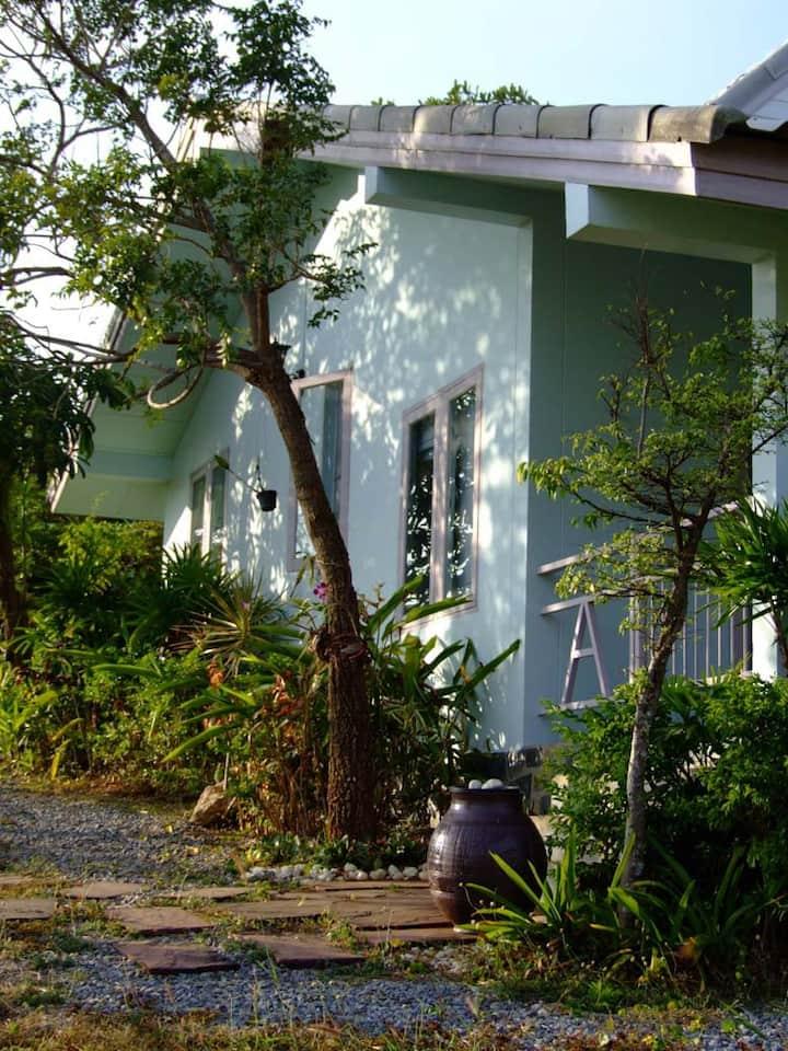 Blue Villa @Home172_Wangnamkhiao