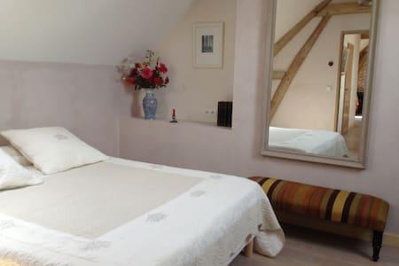 Chambre d'hôte Champagne Pierrot - Pleurs - 家庭式旅館