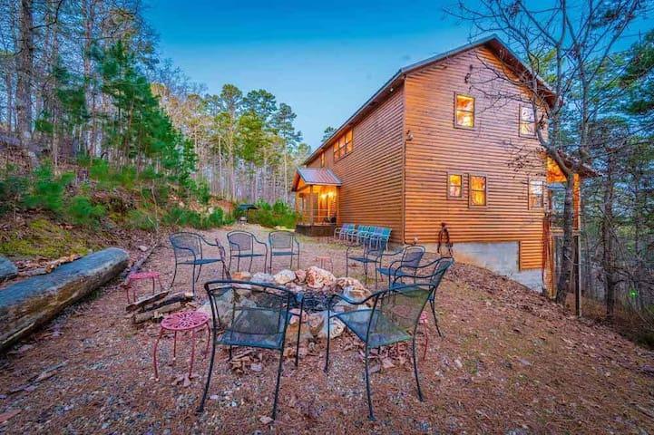 Mountain Fork Lodge