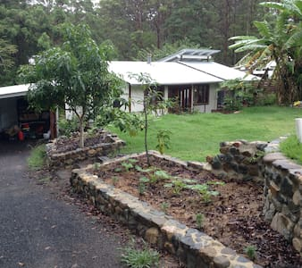 OffGrid Noosa Permaculture Eco Home - Verrierdale - House