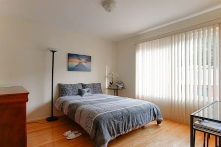 Comfy room in a nice house with SF panoramic views - 戴利城 - 独立屋