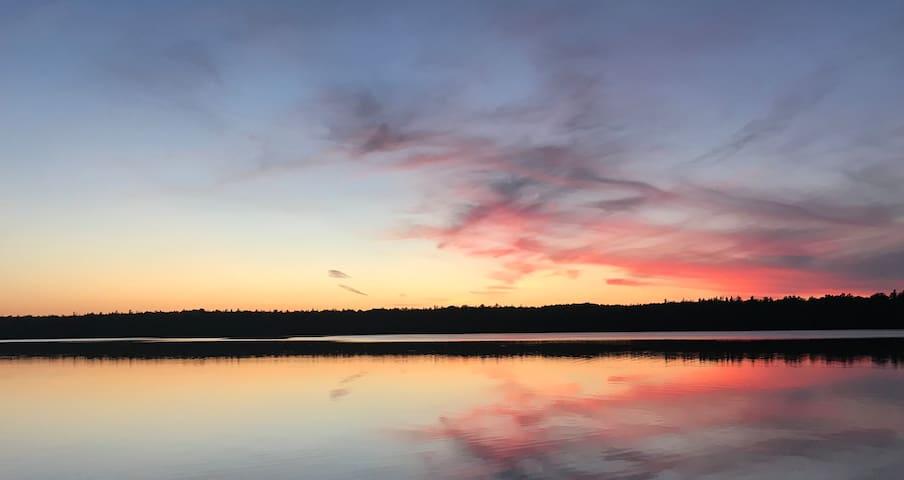 Ignace Vacation Rental: Pickerel Bay, Agimak Lake