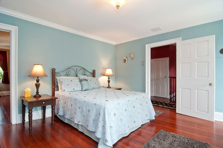 Private space in a charming place! - Bordentown - Ház