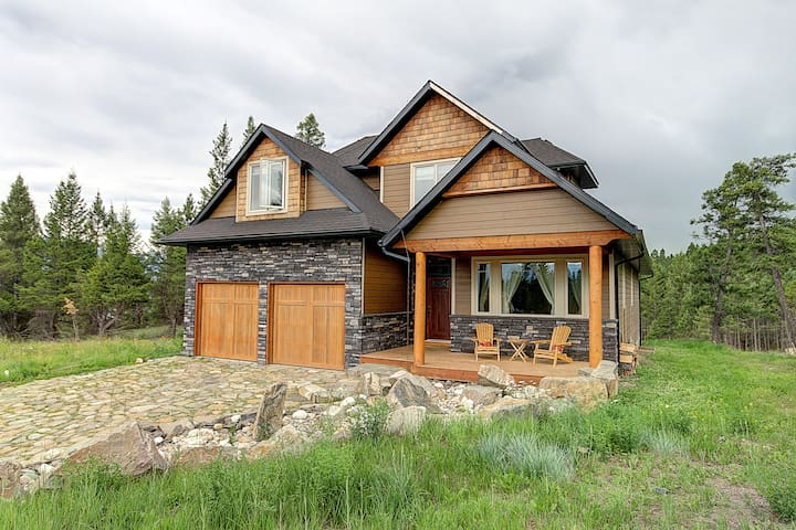 Private Alpine Retreat - 5 Bedrooms - Invermere - Huis