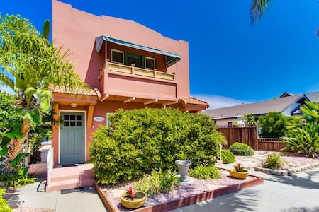 Romantic & Walkable in North Park - San Diego