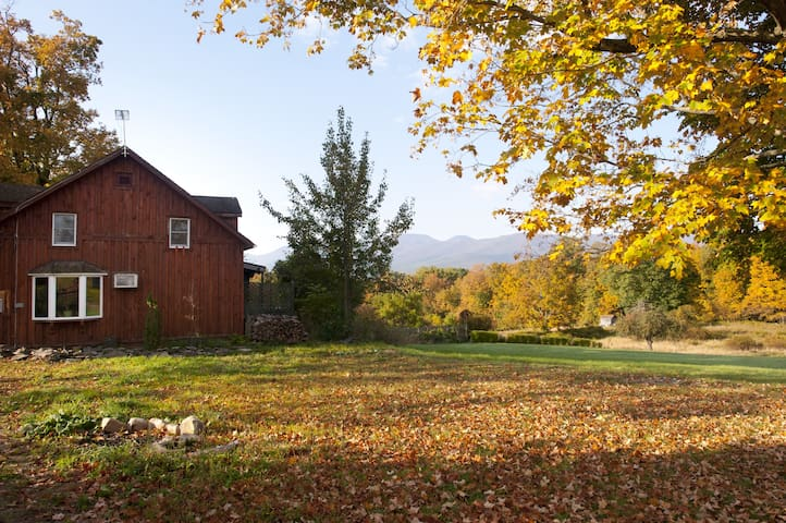 Cozy Farmhouse, Catskill views! - Freehold - Maison