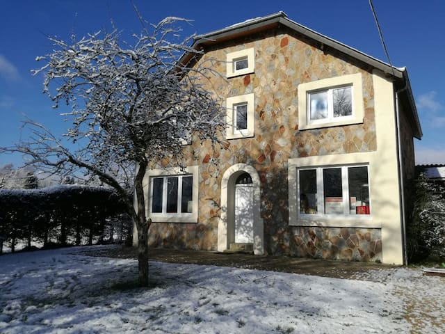 Joli gîte - Lovely House - Belgian Ardennes