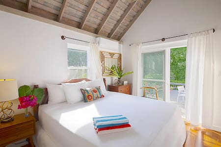 1BR 1BA Garden Cottage on Private Estate w/Pool!