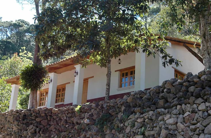 Casita Alicia in Sebastián del Oeste, Mexico - San Sebastián del Oeste - Huis