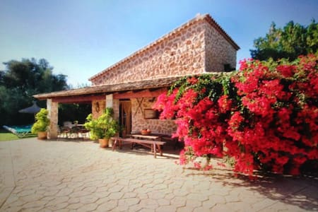 """""""Ses Compteses cottage"""" Stunning villa in Alcudia. - 阿爾庫迪亞"""