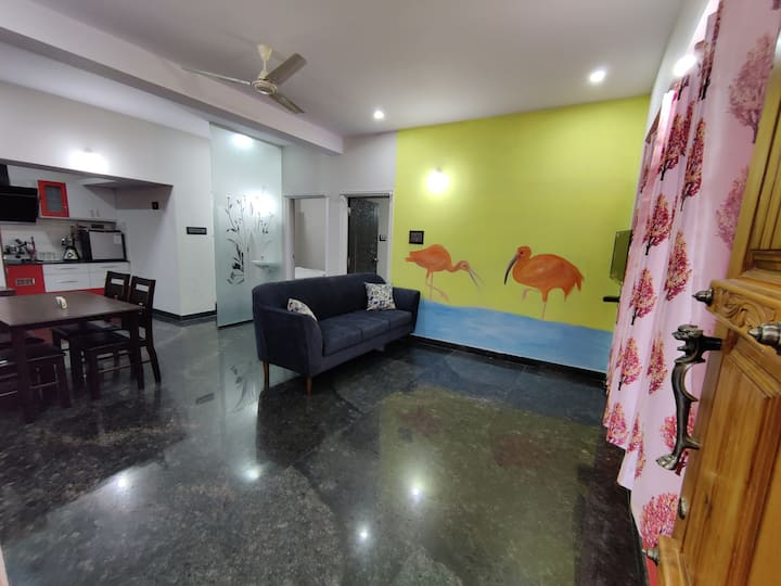 Royal Wings Service Apartment near Mysore Palace