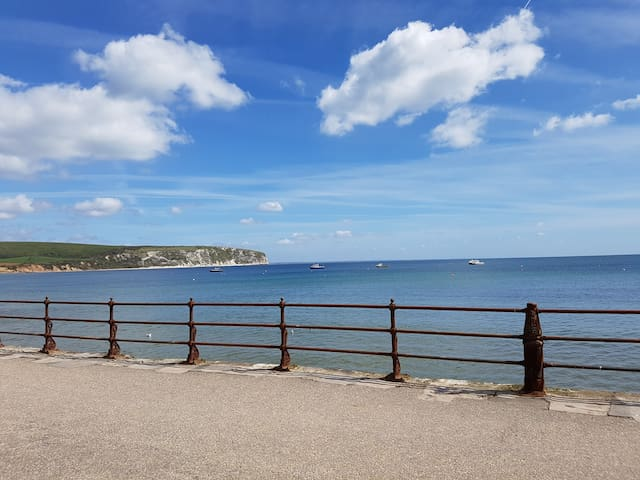 Water's Edge, The Parade, Swanage - Swanage - Lejlighed