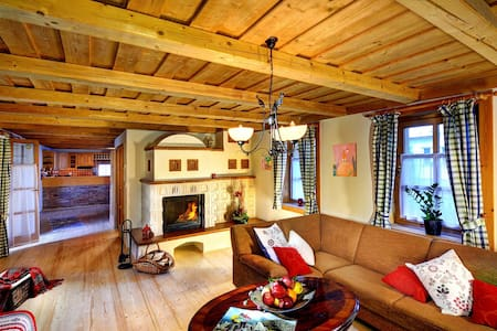 Luxury chalet in Tatras, Kvačany