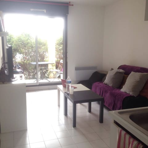 Nice studio near the city center - Montpellier