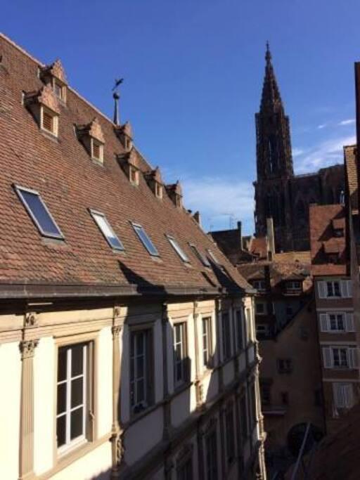 Un repaire strasbourg appartements louer for Chambre de commerce strasbourg