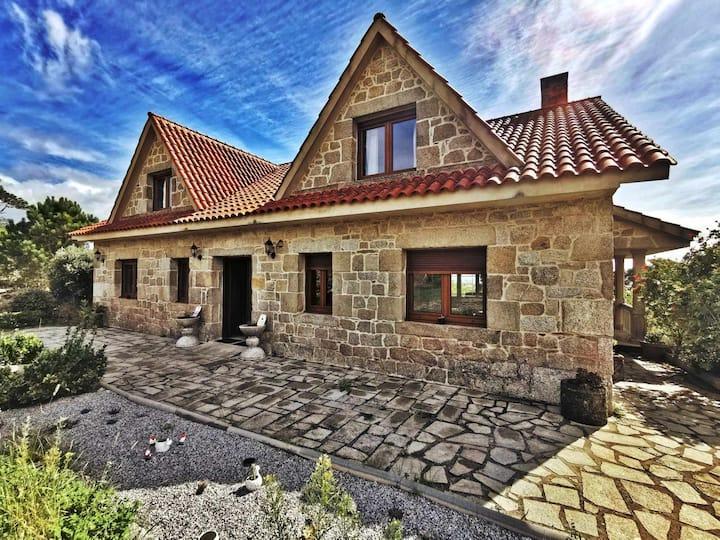 Ref. 11766 Impresionante mansión con vistas