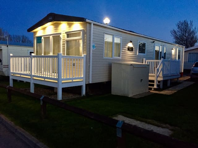 Platinum Holiday Home on HAVEN Weymouth Bay