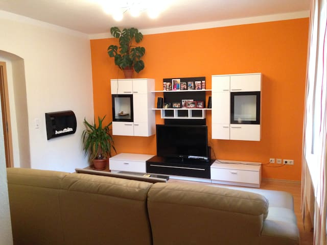 Cozy bedroom in the heart of Magdeburg!