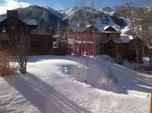 2BR Aspen Condo w/ Mt. Views