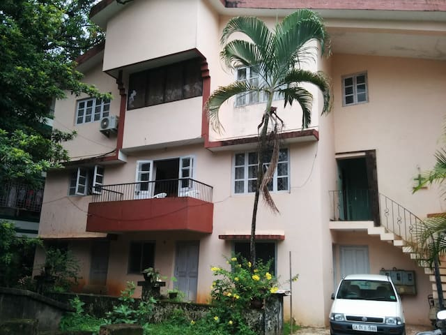 2BHK spacious home - Panjim. - Panjim - Casa