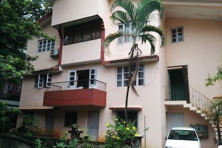 2BHK spacious home - Panjim. - Panjim - บ้าน