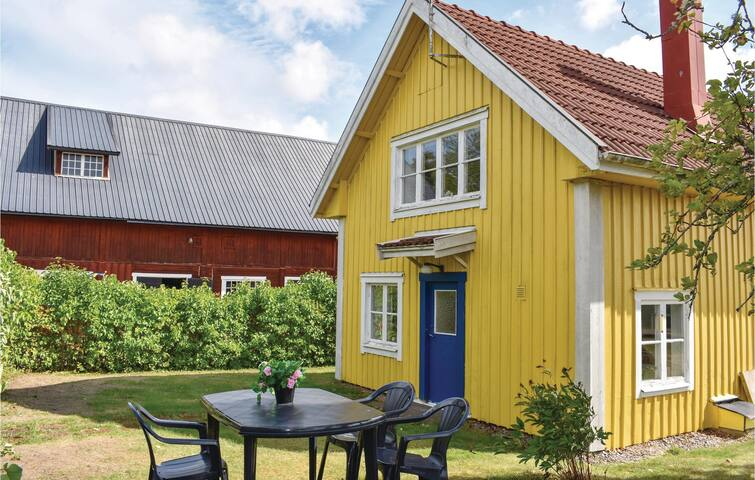 Holiday cottage with 3 bedrooms on 90m² in Mariannelund