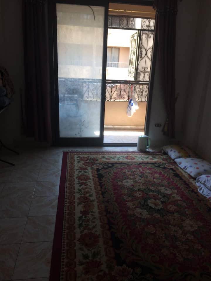 Suitable Apartment Live in the Middle of Cairo