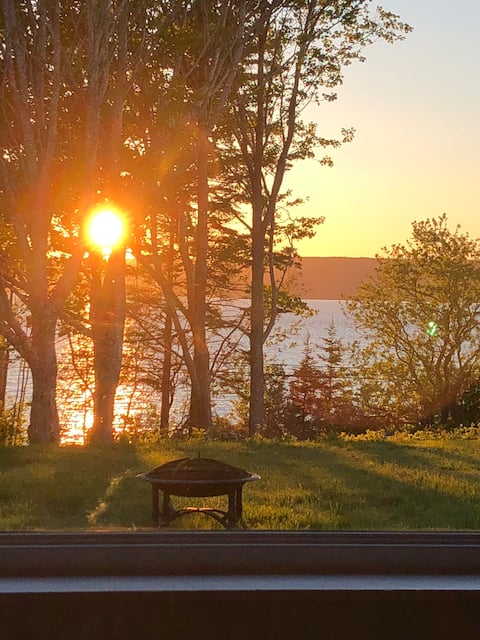 Cottage , Big Pond, Bras d'or Lakes, Cape Breton
