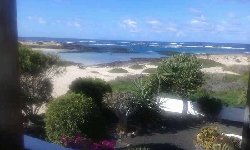 CASA VISTA: Apartment by the beach - El Cotillo - Apartment