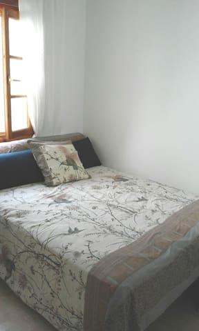 Pequeña habitación privada en el centro de Málaga