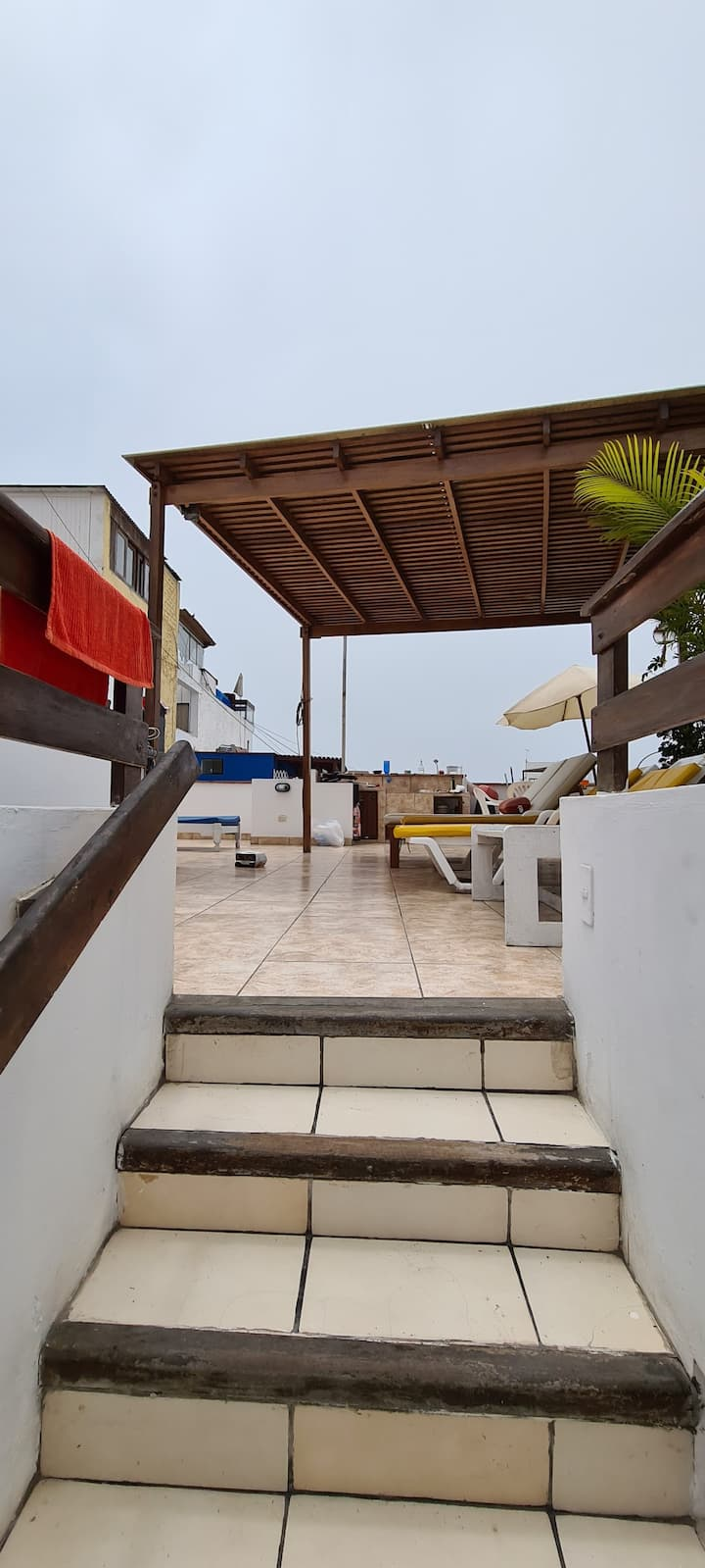 PUNTA HERMOSA - close to surf waves, PVT room