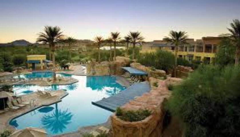 $40/day SCOTTSDALE AZ 1 bed villa (Nov 22 to 29)