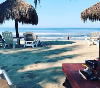 La playa más hermosa y tranquila - Nuevo Vallarta - Apartment - 2