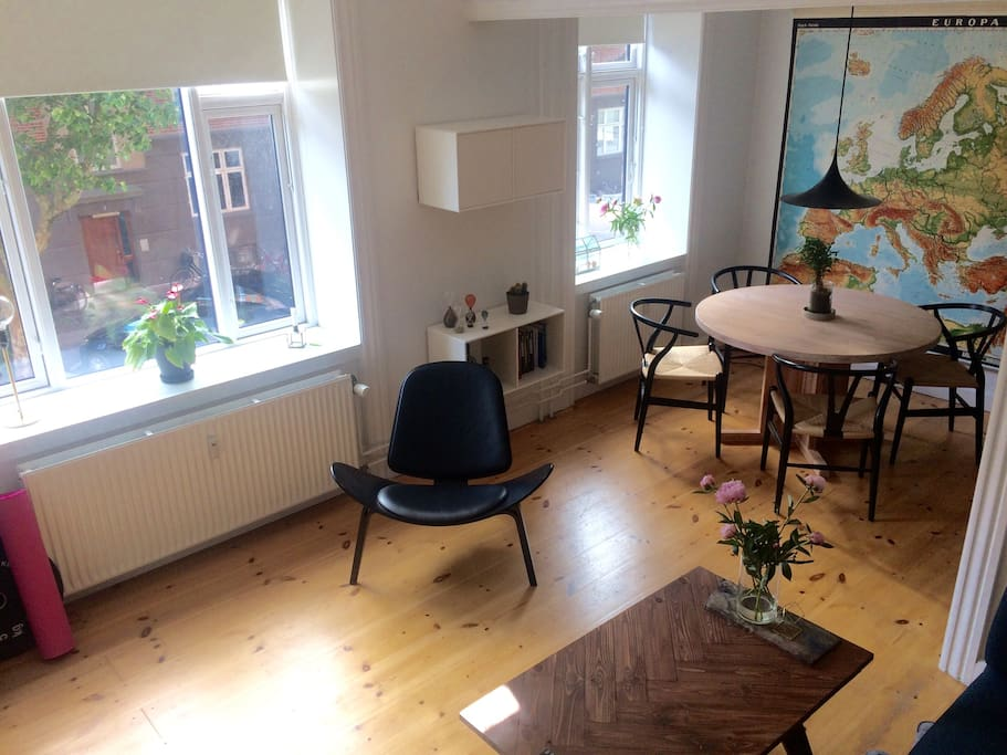 Charming Appartment In Copenhagen Apartments For Rent In